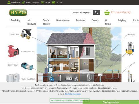 Hurtowniapomp.pl - pompy i hydrofory