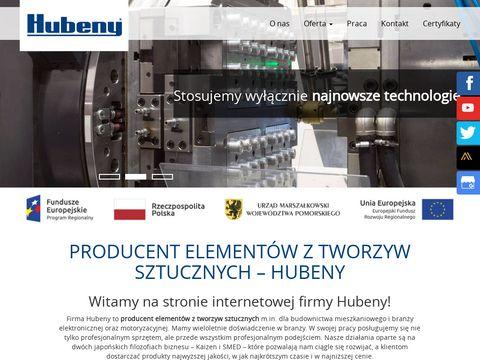 Hubeny.com.pl wypraski z tworzyw