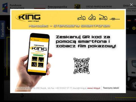 I-king.pl producent hakowców w Słupsku
