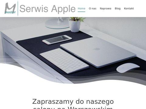 Imaster.com.pl wymiana szybki ipad Warszawa