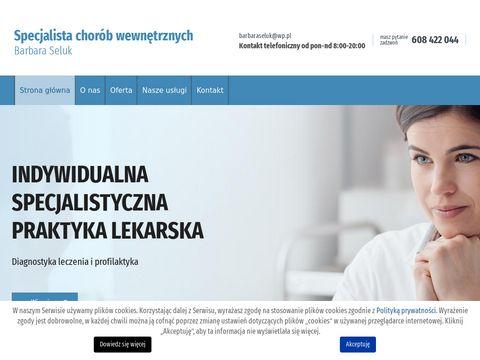 Internista-szczecin.com.pl Barbara Seluk