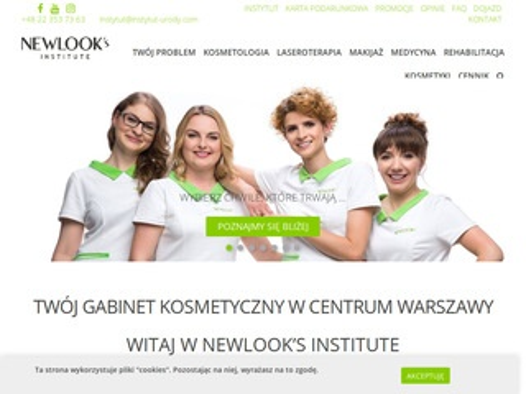 Instytut-urody.com botoks Warszawa