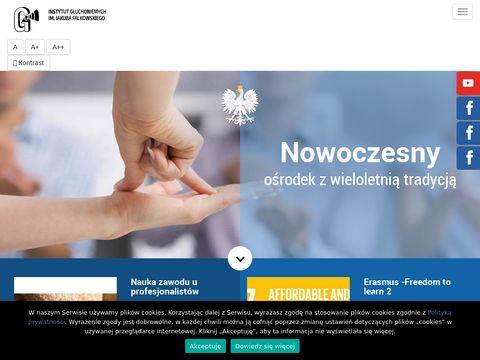 Instytut-gluchoniemych.waw.pl