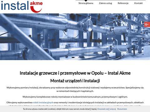Instalakme.opole.pl instalacje