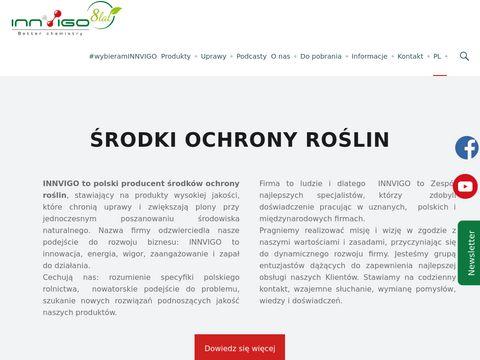 Innvigo.com herbicydy na chwasty