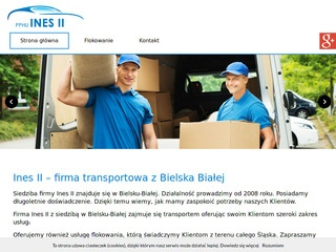 INES II flokowanie Bielsko