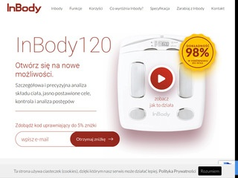 Inbody120.pl analiza otyłości