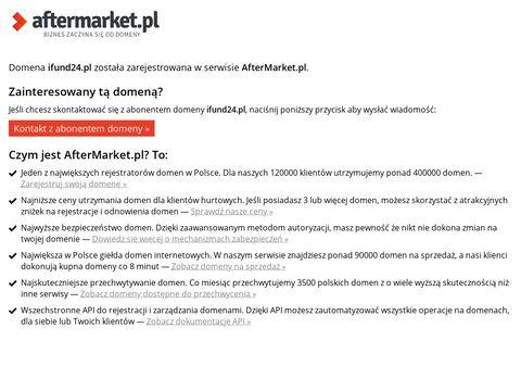 IFund24.pl - finanse osobiste