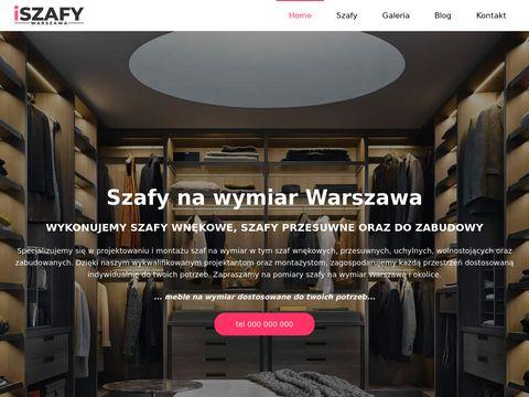 Iszafy.pl do zabudowy Warszawa