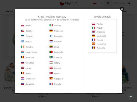 Italpouf.pl - pufy
