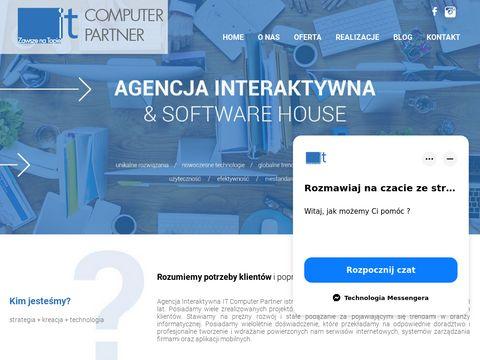 Itcomputerpartner.pl agencja interaktywna Poznań