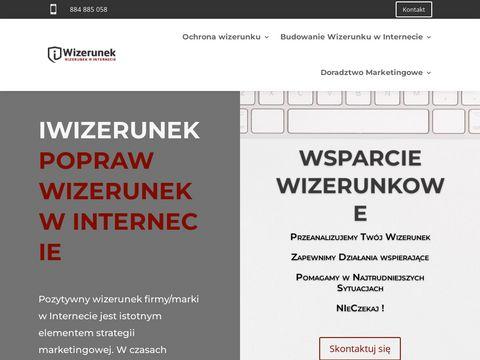 IWizerunek.pl - wizerunek w internecie