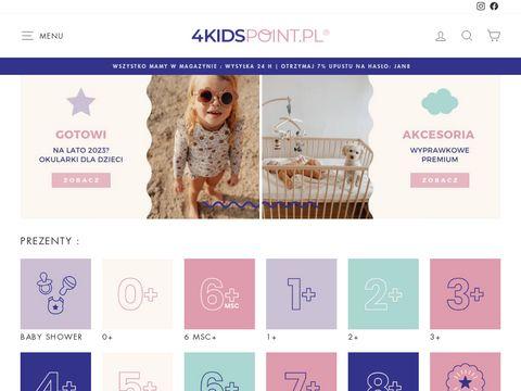 4kidspoint.pl produkty do higieny dla dzieci