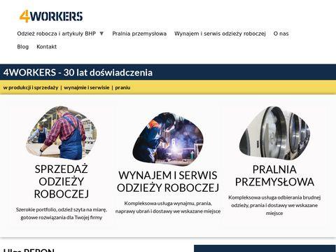 4workers - odzież robocza