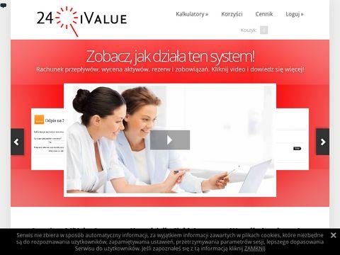 24ivalue.pl - leasing finansowy