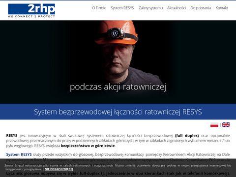 2rhp.pl bezpieczeństwo w górnictwie