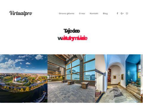 1616.pl wirtualny spacer po firmie